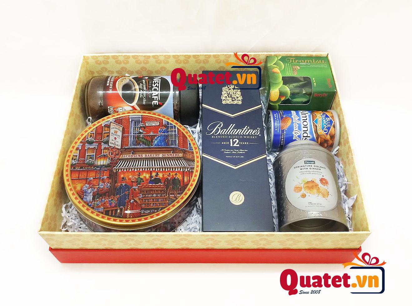 Hộp quà tết xuân QT150