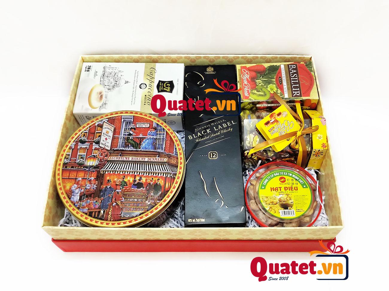 Hộp quà tết xuân QT159